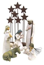 best 25 willow tree nativity set ideas on pinterest willow tree