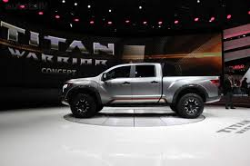 Nissan Titan Concept Nissan Titan Xd Warrior Concept 8 U2022 Automotive News Car Reviews