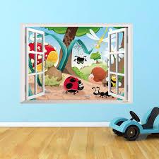 Window Wall Mural Highlands Peel Online Get Cheap Cute Cartoons Wallpapers Aliexpress Com