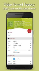 format factory app for android free download video format factory for android free download and software