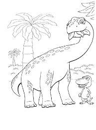 dinosaur train coloring pages conductor coloringstar