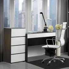 Small Wooden Desk Office Desk Small Space Zamp Co