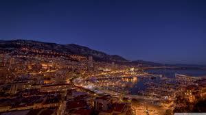 Monte Carlo Lights Monte Carlo Night Lights Hd Desktop Wallpaper High Definition