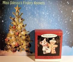 doctor 1994 hallmark keepsake ornaments mib never displayed