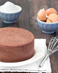 chocolate italian sponge cake as easy as apple pie