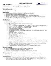 Residential Counselor Job Description Resume Hha Resume Cna Home Health Care Resume Examples Breakupus Sample
