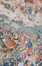 siege de tapisserie du siège de dijon 1513 musée des beaux arts dijon 4