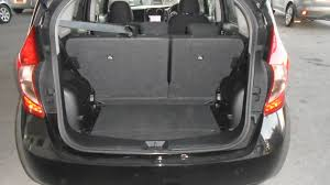 nissan note interior trunk nissan note u2013 tiga trading