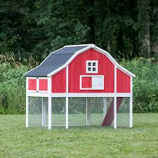 Hip Roof Barn by The Gambrel Roof