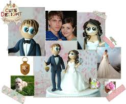 custom wedding cake topper wedding cakes amazing custom wedding cake topper figurines