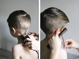 haircuts for 3 year old boys how to modern boy s haircut the merrythought
