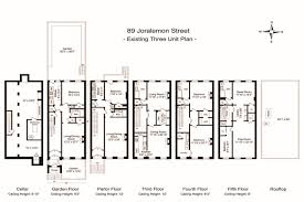 Townhouse Blueprints by Victorian Floor Plans London Houses And Housing