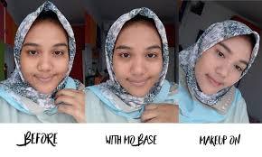 Corrective Base Makeup Makeover review make corrective base makeup til cantik
