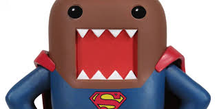 domo halloween costume domo goes superhero with new dc comics toys
