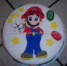 coolest super mario brother cakes u0027s largest homemade