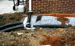 exterior basement waterproofing barrier waterproofing systems