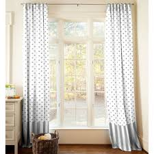 curtain curtains u0026 window treatments etsy for grey and white