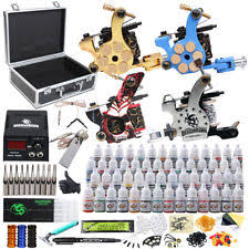 tattoo kit without machine complete tattoo kits ebay