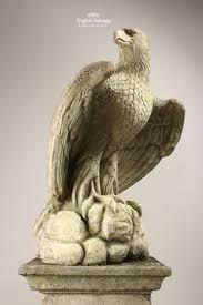 reclaimed composition pandora statue goddess