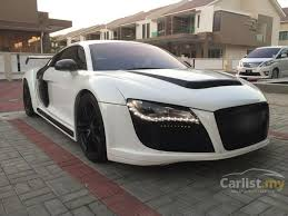 audi r8 automatic audi r8 2009 fsi quattro 4 2 in penang automatic coupe white for