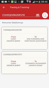 Jne Tracking My Jne App Ranking And Store Data App