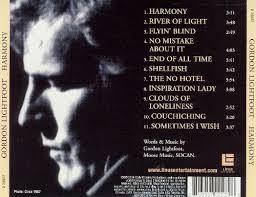 Gordon Light Harmony Gordon Lightfoot Songs Reviews Credits Allmusic