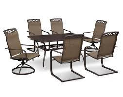 the terrace outdoor dining room collection value city furniture
