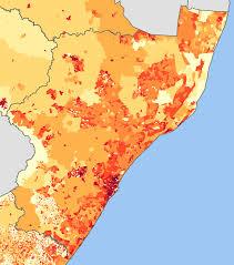 Population Density Map File Kwazulu Natal 2001 Population Density Map Svg Wikimedia Commons