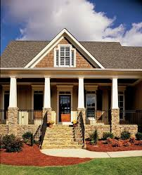 craftsman house plans with porches deck pillars porch columns house design ideas outdoor