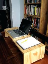 sit and stand desk platform diy stand up desk folding standing desk folding standing desk