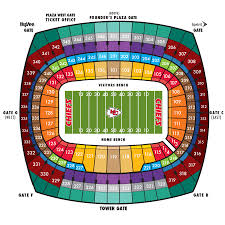 Gillette Stadium Floor Plan by Broncos Stadium Seating Best Seat 2017