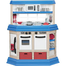 american plastic toys cookin kitchen play set with realistic
