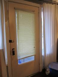 exterior door with blinds types how useful exterior door with