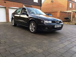 seat toledo 2 3 v5 mot 08 17 high spec car ready to drive leon