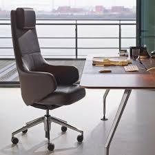 Vitra Office Desk Antonio Citterio Grand Executive Highback Vitra Modern