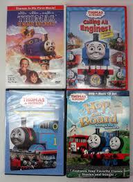thomas friends halloween thomas and friends dvd lot holiday express thomas u0027 halloween