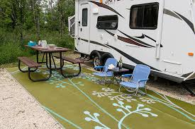 Rv Awning Mats 8 X 20 by Amazon Com B B Begonia Fernando One Rv Camping Patio Mat