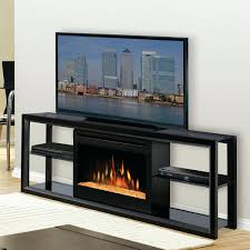 electric fireplace modern flames ambiance built wall mounted al