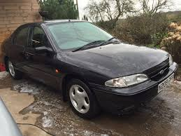 ford mondeo 2 0 si 4x4 manual very rare 1 of only 500 made only