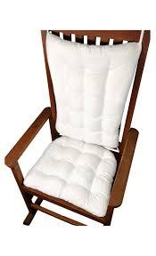 rocking chair cushions latex foam fill barnett products wholesale