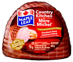 ham product types maple leaf foods