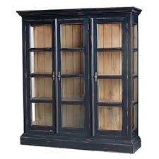3 Door Display Cabinet Clifford 3 Door Display Cabinet Port Manor