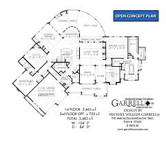 Floor Plans House Amicalola Bungalow Ii House Plan House Plans By Garrell