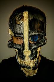 Dishonored Mask Dishonored Broken Mask By Rohrohfightdapowah On Deviantart