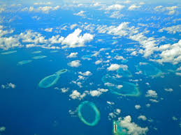 Map Of Maldives Maldives Attractions And Landmarks Wondermondo