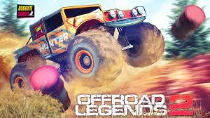 play free online monster truck racing games offroad legends 2 hill climb android apps on google play
