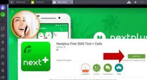 nextplus apk nextplus for pc on windows 10 8 8 1 7 xp mac laptop