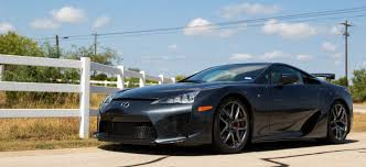 lexus sports car lfa price the lexus lfa is the most misunderstood modern supercar