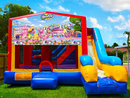 party rentals miami shopkins bounce house bounce house rentals in miami fl s