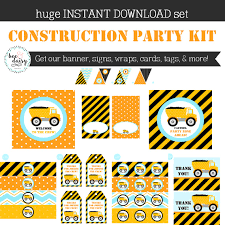 construction baby shower construction birthday construction birthday decorations